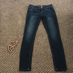 Arizona Jeans Dark Wash Skinny Jean - 3 Long